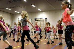 Dansen voor Super Jules o.l.v. Lotte Verleg Zondag, 11 oktober 2015